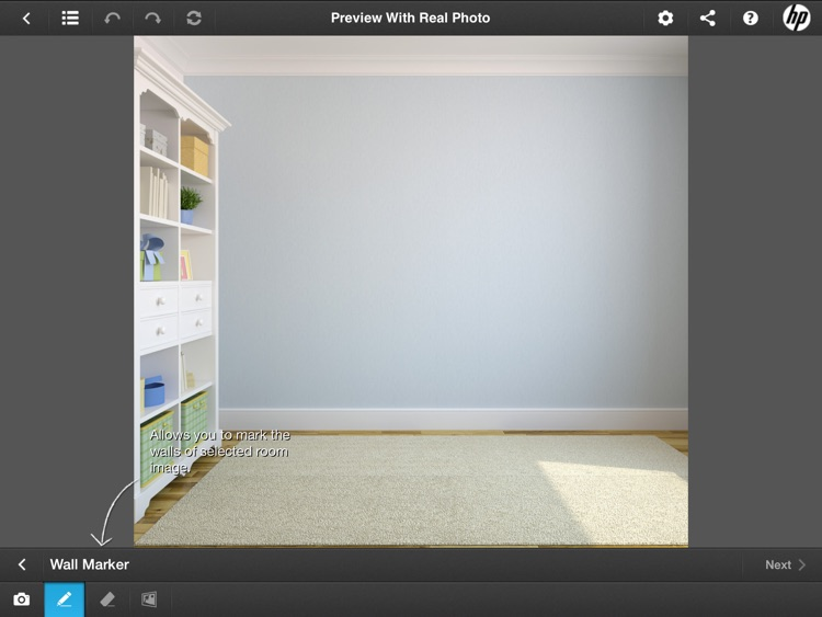 HP WallArt Solution screenshot-3