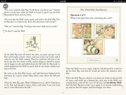 Three Little Pigs by Justin Bell on Apple Books