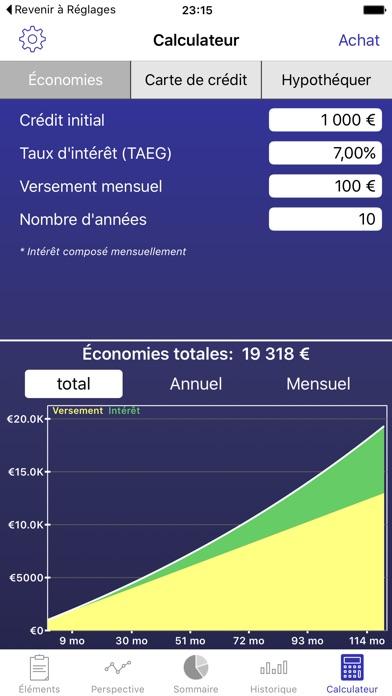 Screenshot for Budget Boss in Lebanon App Store