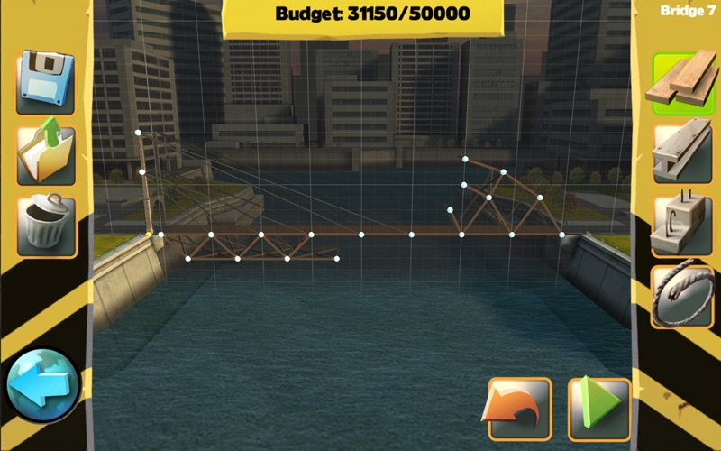 Screen Shot Bridge Constructor 1
