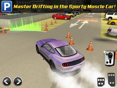 Real Driving Games >> Multi Level 3 Car Parking Game Real Driving Test Run Racing App