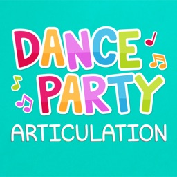 Dance Party Articulation for Speech Therapy