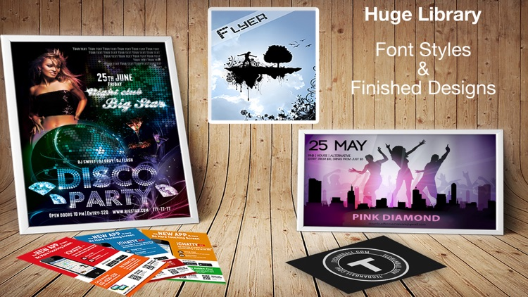 Design & Flyer Creator - Make Designs and Posters screenshot-4
