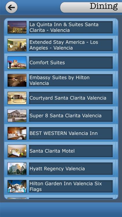 Best App For Six Flags Magic Mountain screenshot-3
