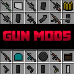 GUN MODS for Minecraft PC Edition - Epic Pocket Wiki & Mods Tools for MCPC