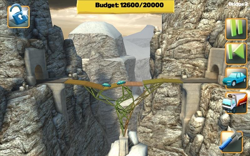 Screen Shot Bridge Constructor 2