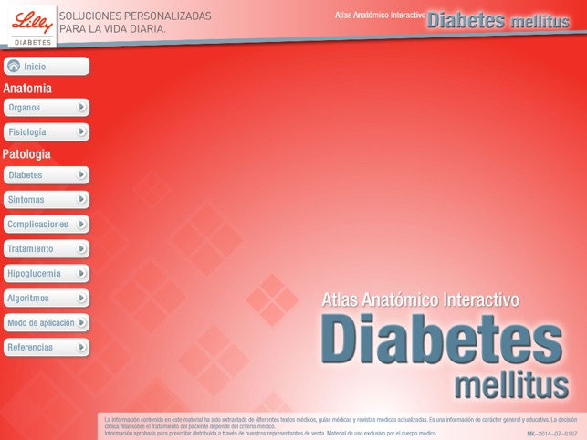Atlas Diabetes Mellitus en App Store