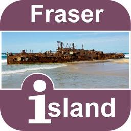 Fraser Island Offline Map Travel  Guide
