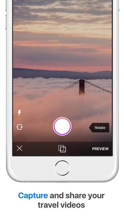 Facet - Video Travel Inspiration screenshot-3