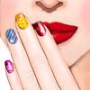指甲彩繪設計 – 擁有時尚美容沙龍為女孩最好的修指甲