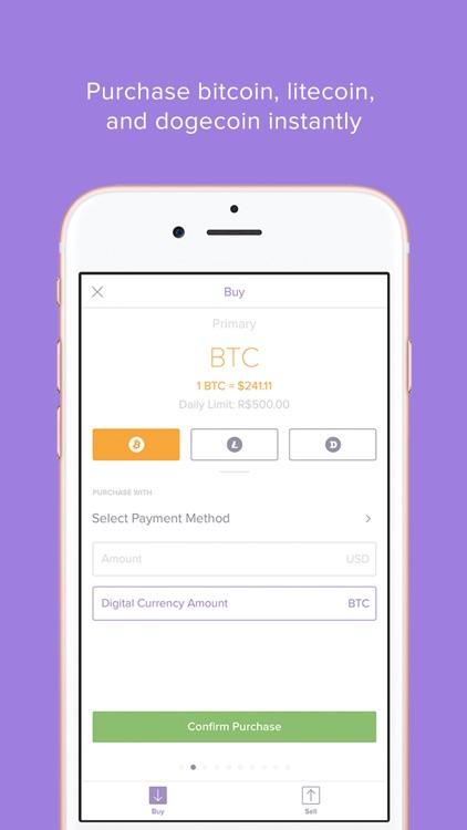 SNAPCARD Bitcoin Wallet screenshot-3