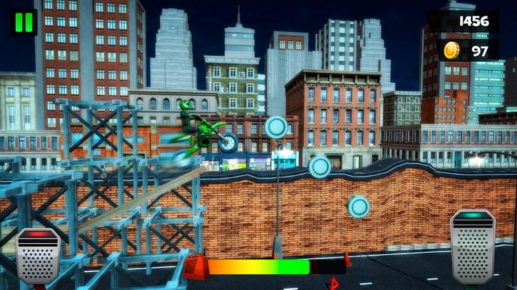 Downhill Super Bike Racing 3D | Motorcycle Hill Climb Game For Free screenshot-4