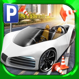 Concept Hybrid Car Parking Simulator Real Extreme Driving Racing