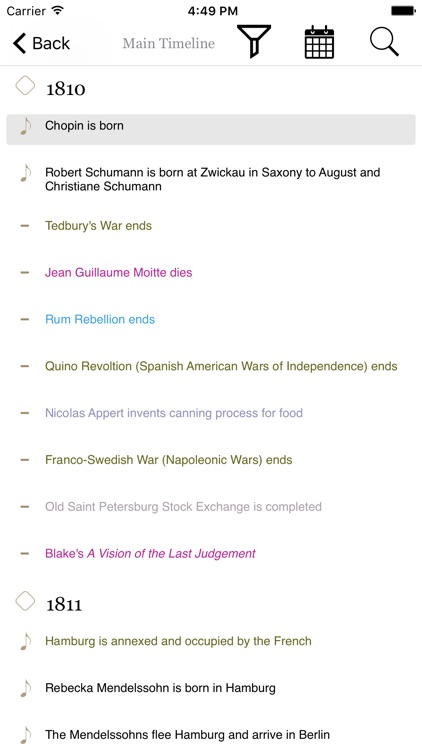 Informusic -Classical Music History & Composers screenshot-3