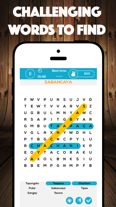 Colorful Word Search | App Price Drops
