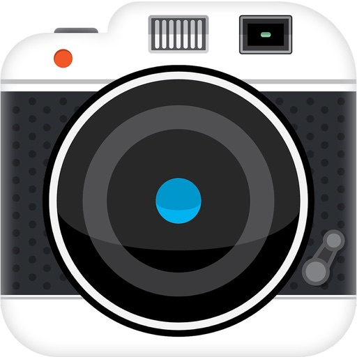 Instacollage camera collage maker plus photo frames , color splash and text effects iOS App