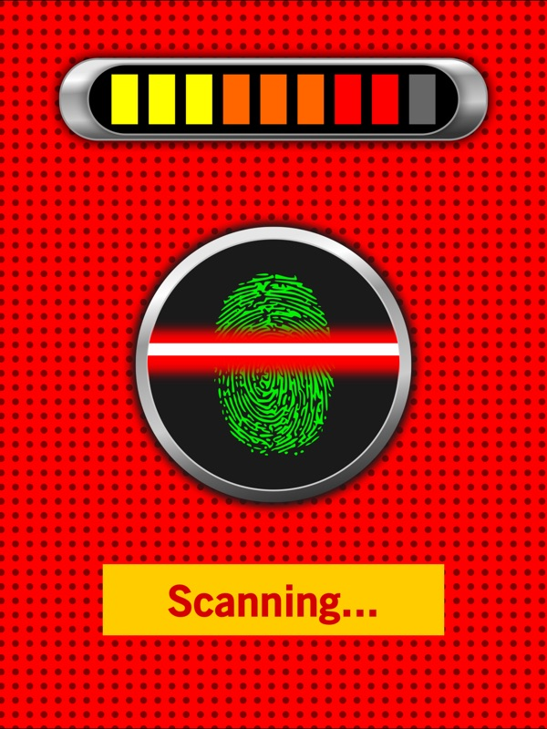 3 minutes to hack love test finger scanner find your match score