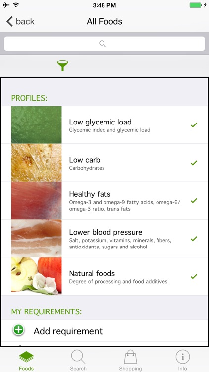 Natural food guide - Heart healthy low glycemic index eating