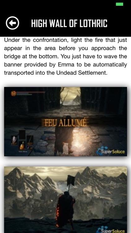 Guide for Dark Souls 3 screenshot-3