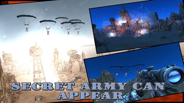 desert sniper shooter 3d - real shooting experince : full free game screenshot-4
