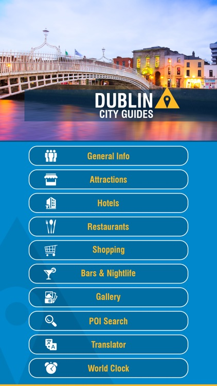 Dublin City Guide screenshot-1