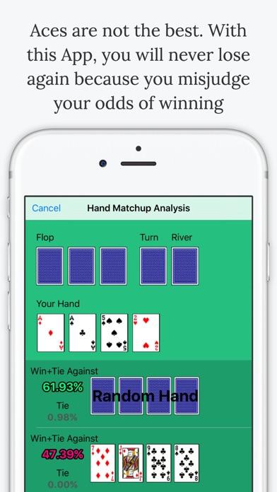 Omaha Poker Calculator - Calculate Odds and Chances % to Win screenshot three