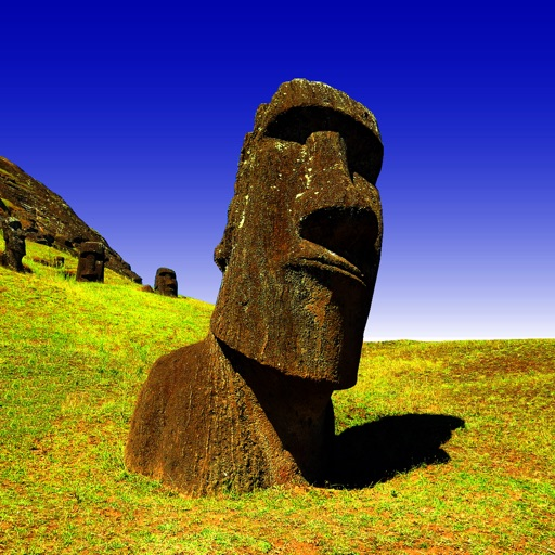 Easter Island OFFLINE Trail Map