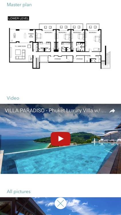 Heaven - Luxury holiday rental villas in Phuket and Koh Samui - Thailand screenshot-3