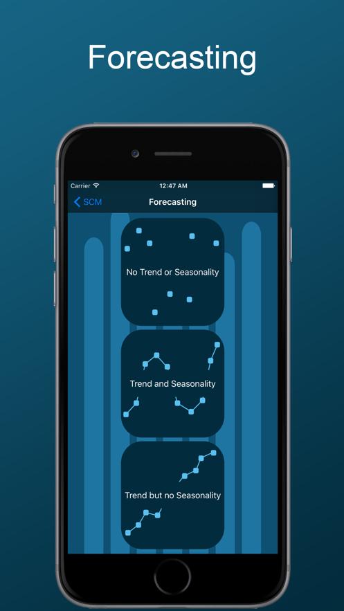 Supply Chain Management App 截图