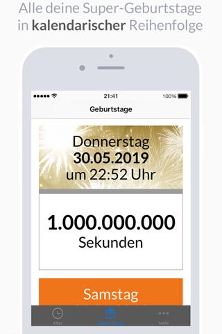 AgeApp screenshot 3