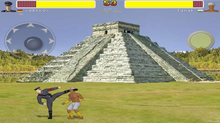 Street Karate Fighter 2 Online