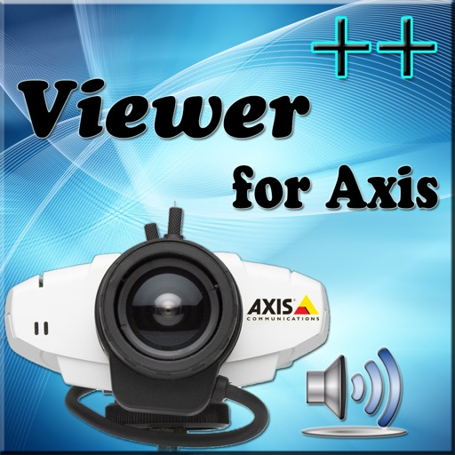 Viewer++ for Axis Cams