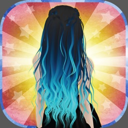 Ombre Hair-Style Photo Studio – Montage Make.r & Hair.dresser Salon Game for Girl.s
