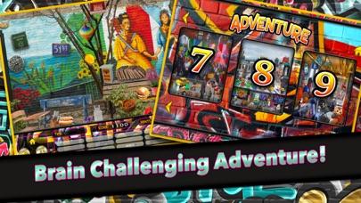 点击获取New York Graffiti Hidden Object - Pic Puzzle Spot Differences Spy Objects Kids Fun Game