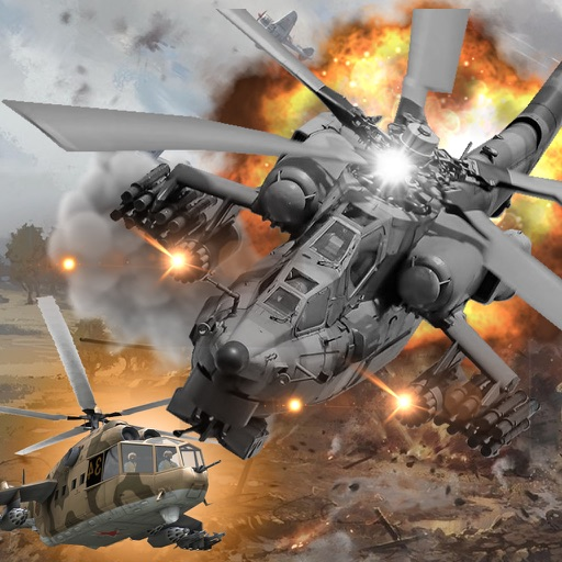 Copter Of Cavalry - Amazing Helicopter Simulator Game