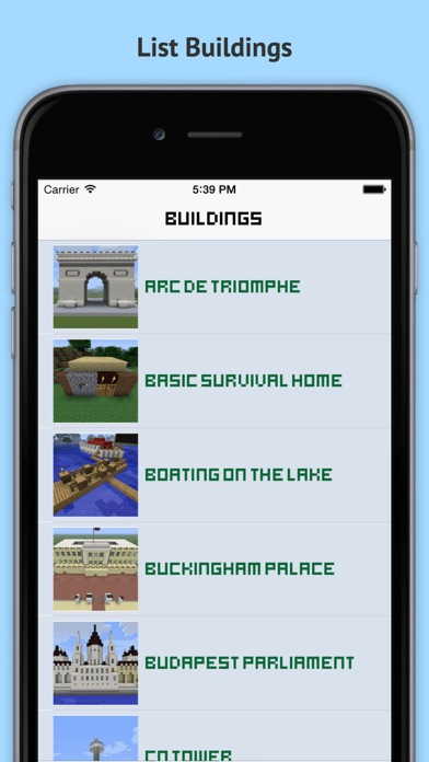 Top 10 Apps like House & Building for Minecraft in 2019 for