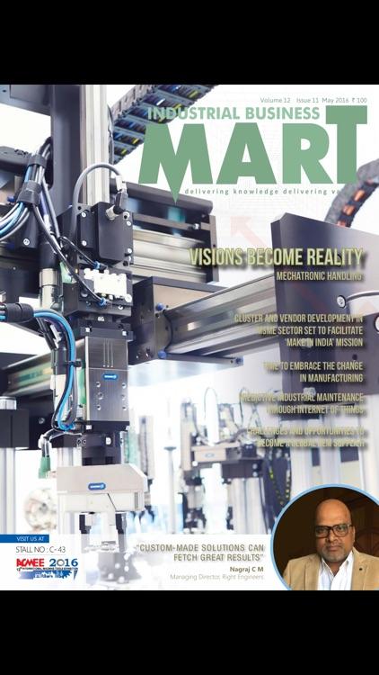 industrial business MART