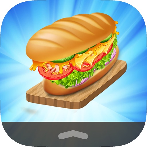 Cooking Scramble: EXPRESS! The Widget Food Making and Notification