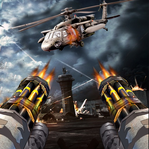 Military Gunship Strike : Helicopter Battle Attack Free