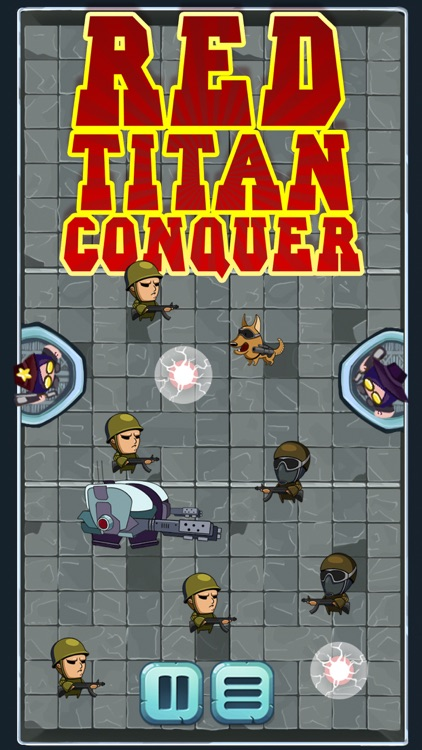 Red Titan Conquer