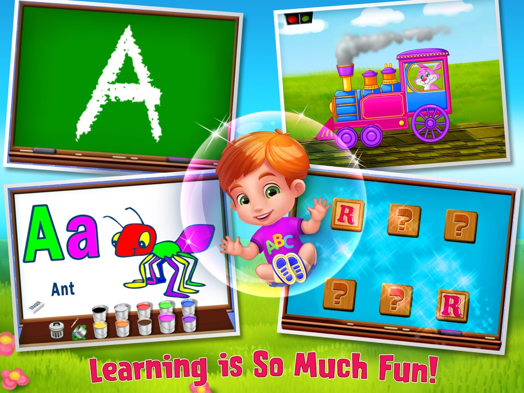 The ABC Song: Full Version - Online Game Hack and Cheat