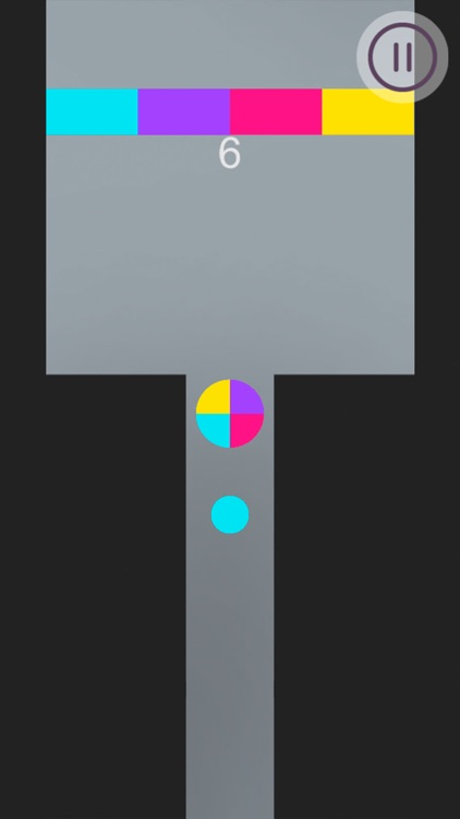 Pass Time: Color Node - A Great Time Killer Game to Relieve Stress (no ads) screenshot-3