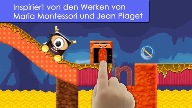 Lesen Lernen : für kinder ,Mario Abc Buchstaben Screenshot