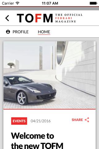 Ferrari Mag - náhled