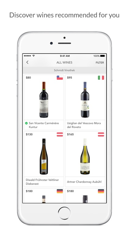 Jubee - Discover wines that suit you