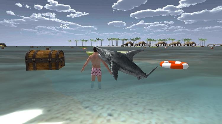 Angry Shark Attack Simulator 2016 screenshot-3
