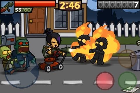 Zombieville USA 2 screenshot 2