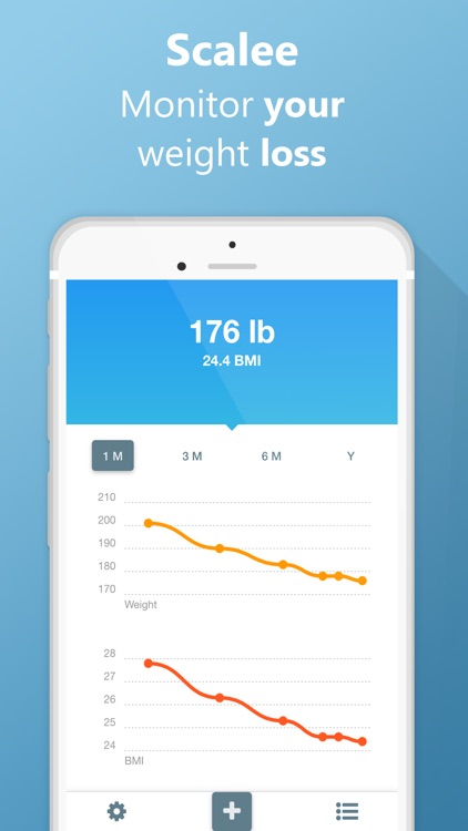 Scalee - Weight Tracker