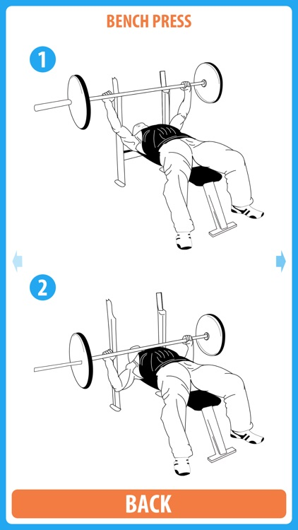 Surfer Workout - Use this surfing workout to to gain the surfer muscles necessary to get a good surf workout screenshot-4