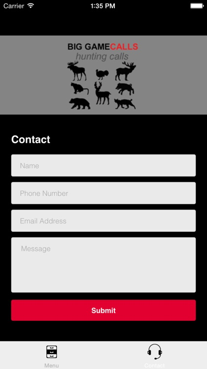 Big Game Hunting Calls - The Ultimate Big Game Hunting Calls App - BLUETOOTH COMPATIBLE screenshot-4